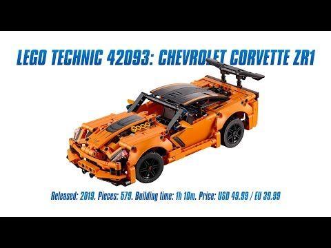 Lego Technic 42093 Chevrolet Corvette Zr1 In Depth Review Speed Build Parts List 4k Youtube Lego Technic Corvette Zr1 Chevrolet Corvette
