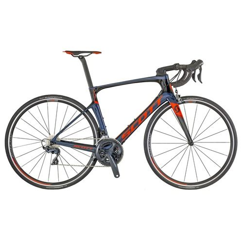 Scott Foil 20 2018 Black Red Scott Foil Road Bike Road