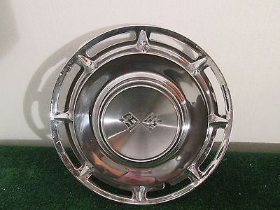 "1960 #chevrolet impala 14"" #hubcap, #steel,  View more on the LINK: 	http://www.zeppy.io/product/gb/2/111812724289/"