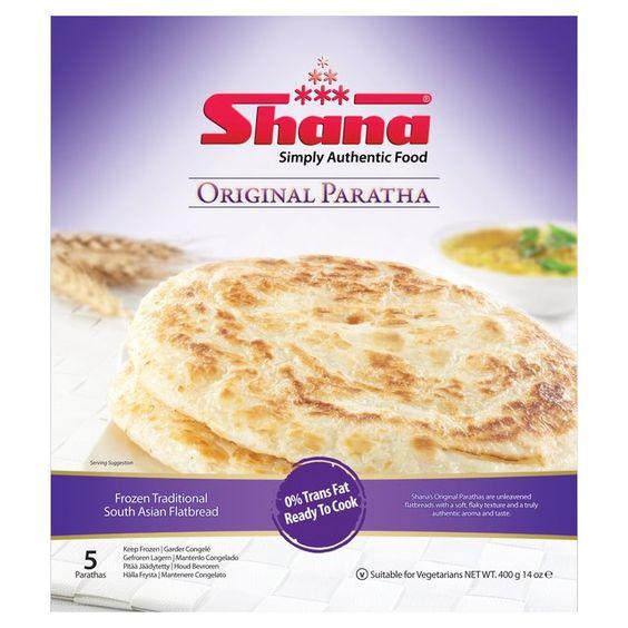 Shana Original Paratha http://groceries.morrisons.com