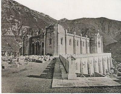 """El blog de """"Acebedo"""": Covadonga en Asturias, una pieza fundamental de un..."""