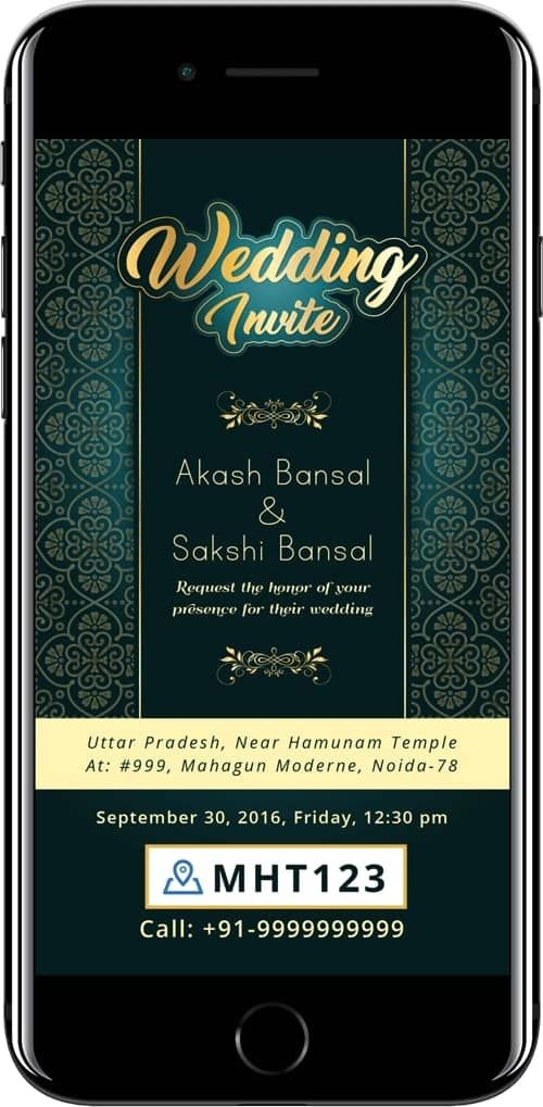 Addnum Digital Event Invitation Card Maker Free App Allows