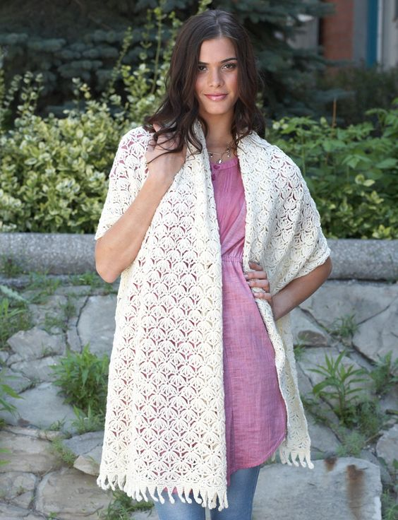 Patons Free Crochet Shawl Patterns : Yarnspirations.com - Patons Crochet Shawl - Patterns ...