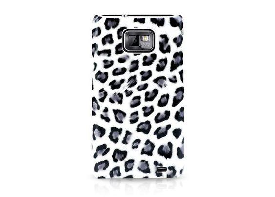 Wild Cat Series for Samsung Galaxy S2 - White