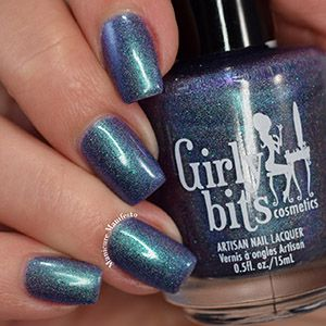 Girly Bits- Limited Edition- Blue Year's Resolution (COTM Jan '18)