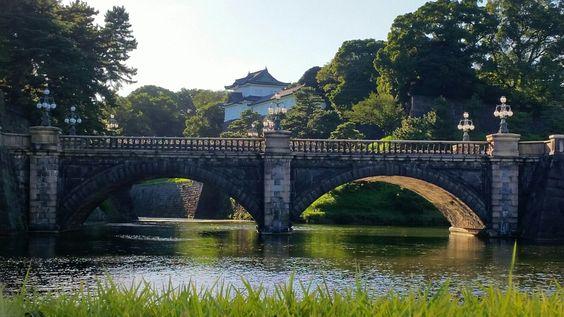 Kaiserpalast in #Tokio