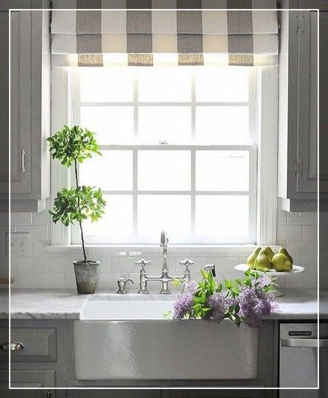 53 Reference Of Best Blinds For Above Kitchen Sink In 2020 Kitchen Window Treatments Kitchen Sink Window Trendy Kitchen