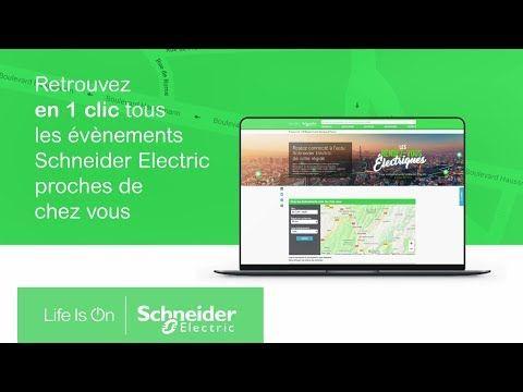 Les Rendez Vous Electriques Evenements Et Formations Schneider Schneider Electric France Infowebenvironnement France Rendez Vous France Italie