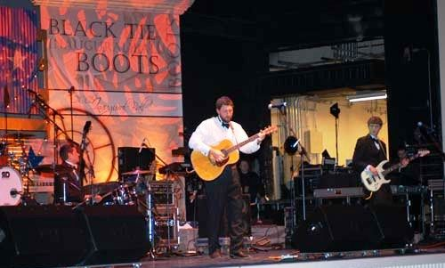 2009 black tie and boots inaugural ball black tie and