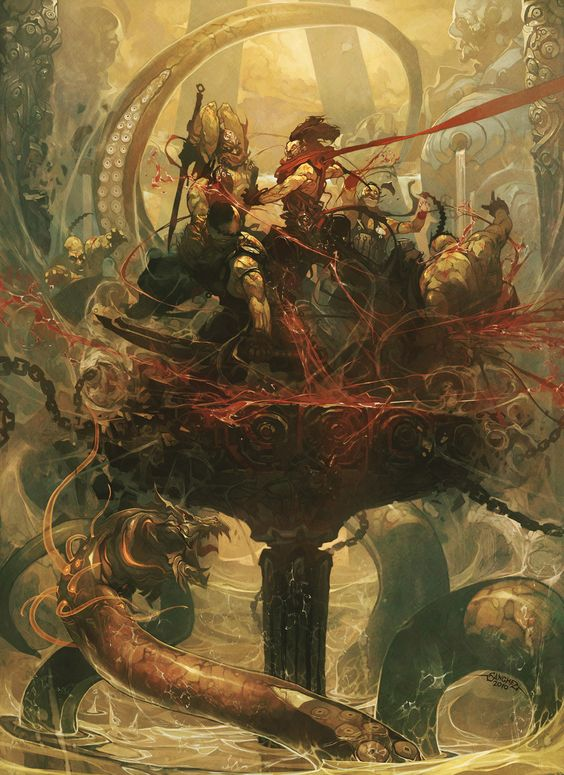 2D Art: Battle Royal