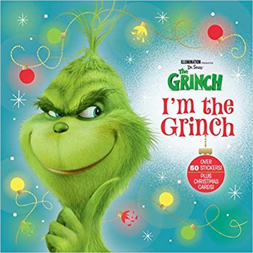 Download Pdf I M The Grinch Illumination S The Grinch Pictureback R Free Epub Mobi Ebooks Grinch