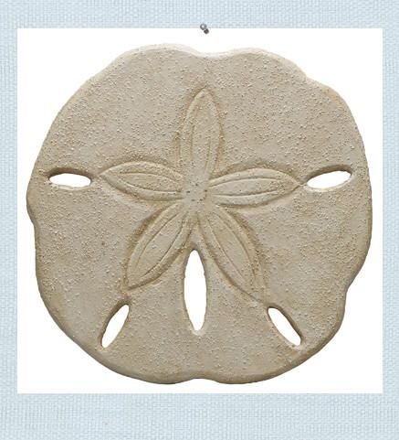 Sand Dollar Wall Art. Hand-carved and hand-painted wood creates this charming Sand Dollar to grace your wall. Textured to replicate sand, gives it the extra ...