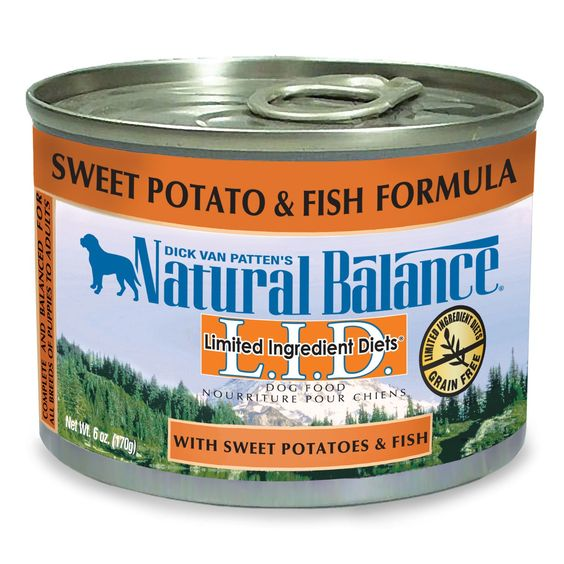 Natural Balance L I D Limited Ingredient Diets Sweet Potatoes