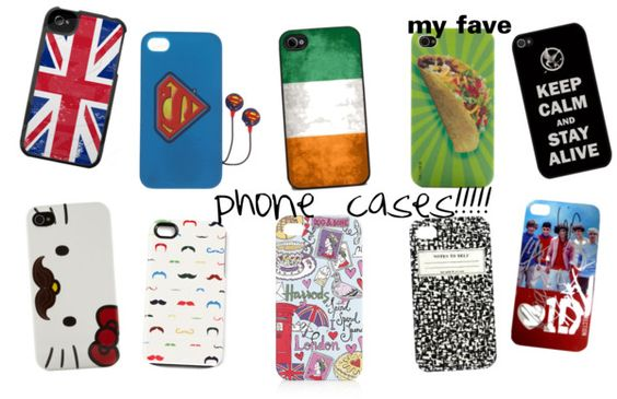 """""""phone cases"""" by skullgirl-rain ❤ liked on Polyvore"""