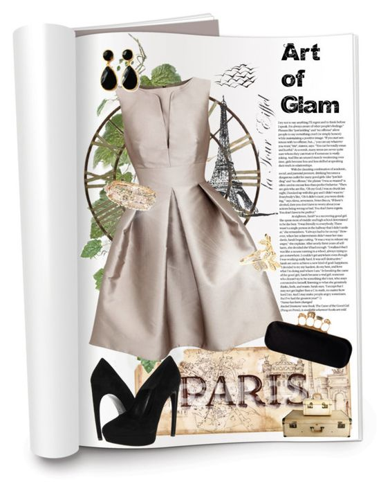 """Art of Glam"" by katrina-byrd-jones ❤ liked on Polyvore featuring Home Decorators Collection, Armani Collezioni, Alexander McQueen, toosis, Jacquie Aiche, AlexanderMcQueen, newlook, BOTICCA, ArmaniCollezioni and jacquieaiche"
