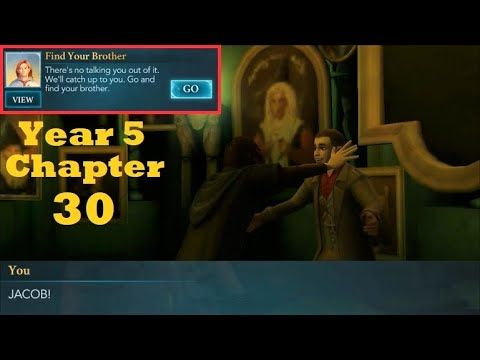 Find Your Brother Jacob Harry Potter Hogwarts Myster Year 5 Chapter 30 Gameplay Walkthrough Youtube Hogwarts Mystery Hogwarts Harry Potter Hogwarts