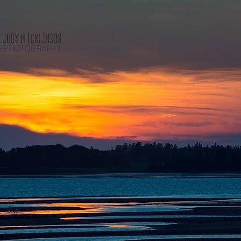 """Sunset on PEI"" http://www.judymtomlinsonphotography.ca/ #printsforsale #maritimes #travelphotography #viewbugfeature #landscapephotography"