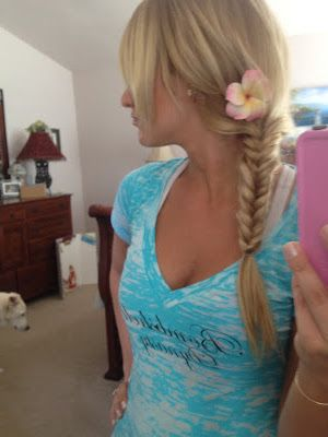How to do a Fishtail Braid! Super EASY!
