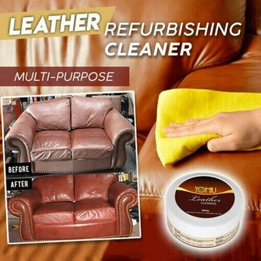 Multifunctional Leather Refurbishing Cleaner Car Seat Sofa Leather Cleaning Yomiu Clean Car Seats Leather Repair Leather Cleaning