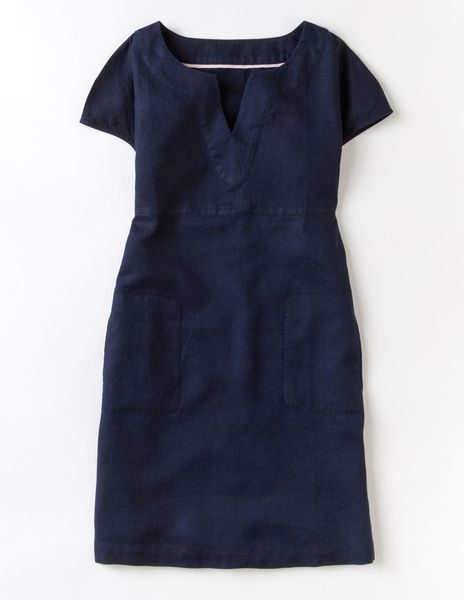 Laid Back Dress WH668 Day Dresses at Boden