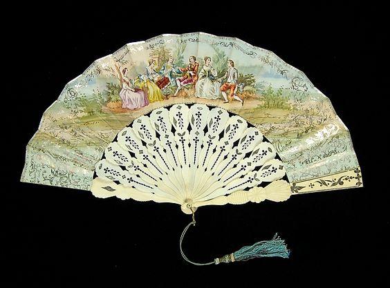 1860-1869  -  Fan