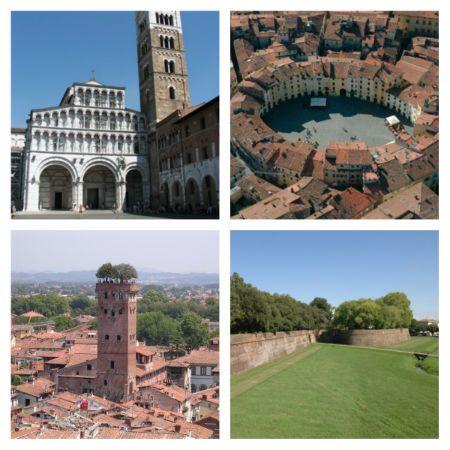 Una gita a Lucca. 5 Attività di italiano per stranieri (prima parte) http://www.adgblog.it/2015/08/31/una-gita-a-lucca-italiano-per-stranieri/