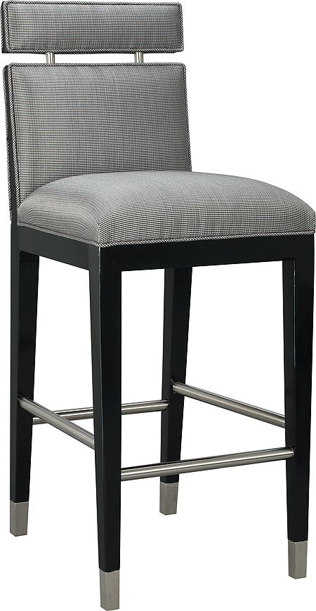 ASTORIA IMPORTS - 485-B Carlyle Bar Stool: