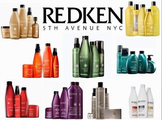 Blog da Luh Fernandez: Saiba como surgiu a marca e os produtos capilares REDKEN: