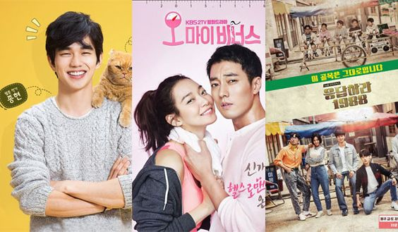 K-Drama de estreno noviembre 2015