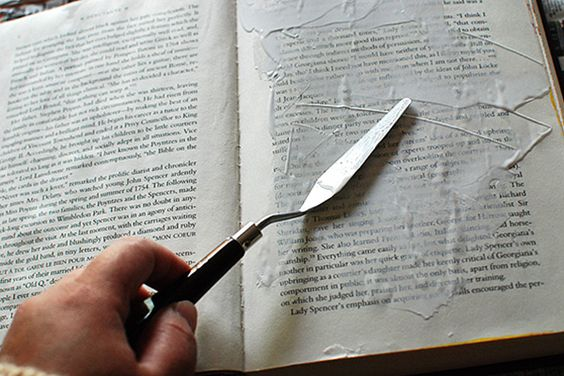A Crash Course On Altered Books Go Make Something