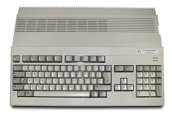 Amiga 500+