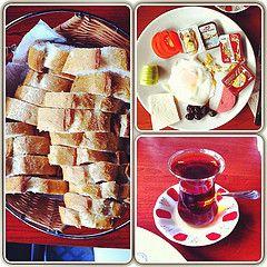 La colazione turca è da non perdere, anche a Istanbul!
