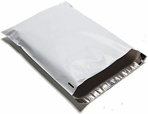 Poly Mailers Plastic Envelopes Shipping Bags Upaknship 2 5 Mil White Premium Ebay Plastic Envelopes Poly Mailers Poly Envelopes