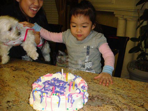 Keilani's Birthday