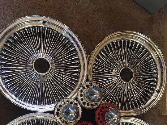 Southwest Ridin Has 13x7 Wire Wheels 14x7 Tru Cross Lace 100 Spoke Wire Wheels We Also Sell New And Used Dayton Wi Wire Wheel Wheel Repair Wheel Accessories