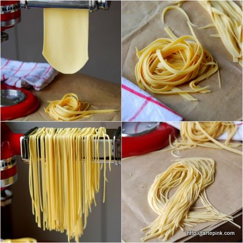 Delicious Homemade Pasta