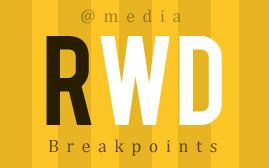 Deciding what responsive breakpoints to use!