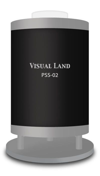VISUAL LAND PORTABLE SPEAKER SYSTEM