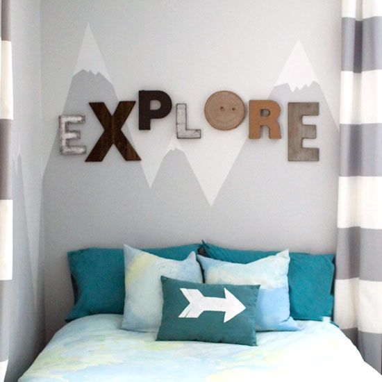 Modest Cute Kids Room