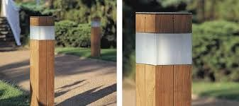 Image result for modern bollard light