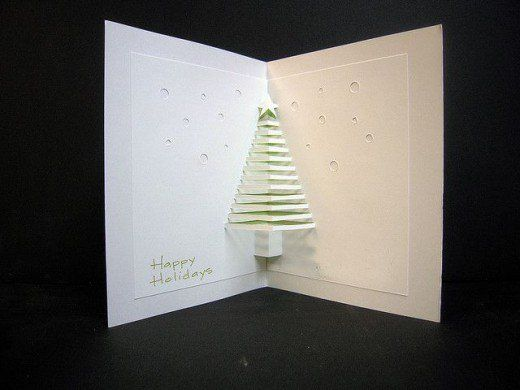 Your Beginner S Guide To Making Pop Up Books And Cards Pop Up Christmas Cards Pop Up Cards Christmas Tree Cards