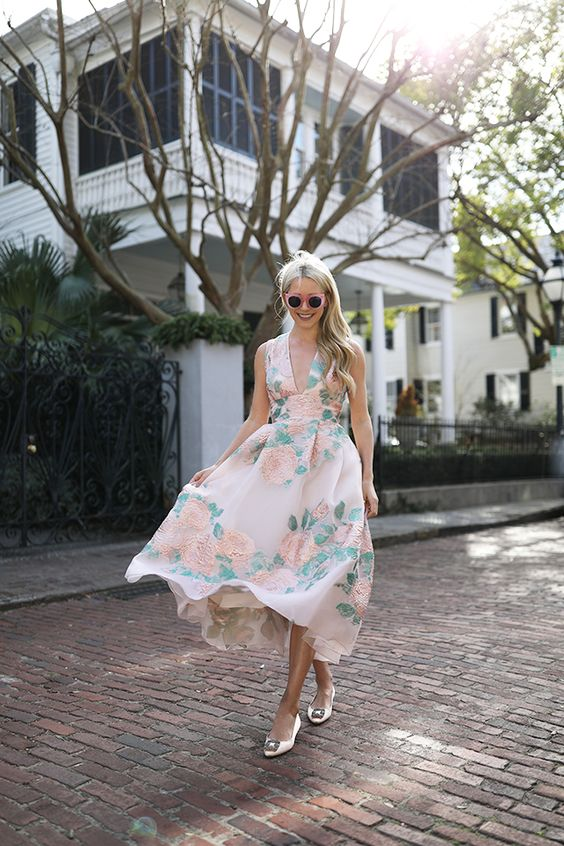 BLAIR EADIE ATLANTIC-PACIFIC BLOG CHARLESTON SOUTH CAROLINA DRESS