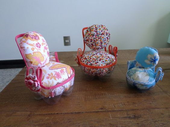 Fazendo Arte com Tereza: Reciclagem