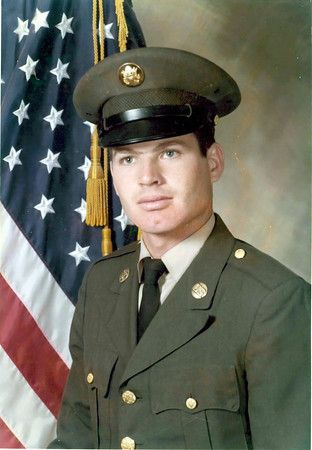 Carroll Wayne Nix, US Army