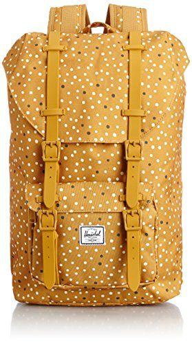 Herschel Supply Co. Little America Mid-Volume, Mustard Polka Dot/Mustard Rubber, One Size Herschel Supply Co. http://www.amazon.com/dp/B00ICGJ80C/ref=cm_sw_r_pi_dp_V0lexb0JFZW5H