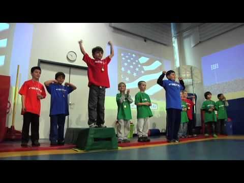Great Play's Sports Skills Program - YouTube