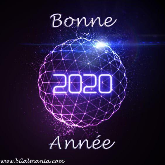 carte nouvelle année 2020 Bonne Année 2020, carte bonne année 2020, voeux bonne année 2020