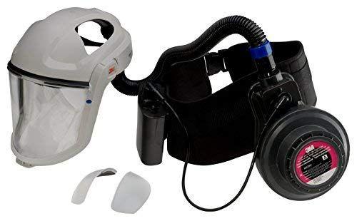 3m 37335 Case Belt Mounted Papr Painter S Kit Gvp Psk2 37335 Aad 1 Case Gray Black Review Air Purifier Belt Purifier