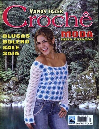 Croche-vamos fazer - claudia Rabello - Álbuns da web do Picasa