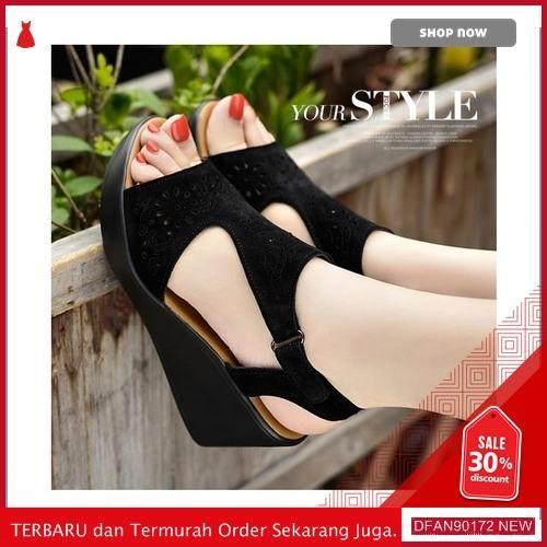 Jual Dfan90172h84 Sepatu N Sandal Hdr05x084 Wanita Wedges Terbaru